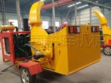 武汉园林粉碎机-移动式木材切片机生产厂家 大量供应