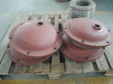 大連機加-大型零部件機加工-軸型零件加工-法蘭盤