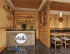 合肥日式料理店装修榻榻米设计颠覆传统