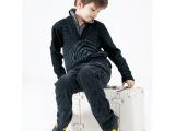 杉杉 男童英伦风格polo款针织衫秋装 2013款品牌童装折扣库