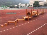 幼儿园木质攀爬架-幼儿园儿童平衡木-幼儿园户外体育器械玩具
