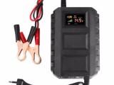 12v20A汽车摩托车电瓶充电器智能车载铅酸蓄电池充电器