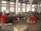 供应塑料聚氯乙烯PVC门板生产线  pp板材生产线 pvc板材设