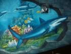 北京彩绘,墙体彩绘,手绘墙面,北京3D彩绘