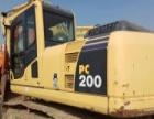 小松 PC220-7 挖掘机          (小松360和2