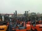 银川出售回收二手叉车柴油电瓶抱夹集装箱叉车型号齐全1年100万公里3万