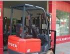 出售 二手电动合力叉车 杭州仓储冷库用1.5吨2吨电瓶叉车