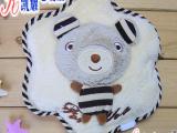 2011年新款凯耀可爱公仔暖手宝 立体卡通刺绣 厂家直销