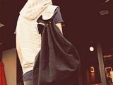 帆布包批发 厂家直销 2014新款日系休闲帆布包背包书包男女通用