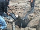 武安化粪池污水池沉淀池清底公司,高压车清洗下水道