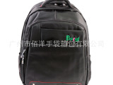 工厂生产供应中高等电脑背包/黑色尼龙电脑双肩背包