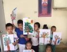 红桥少儿手工美术制作,水彩画素描手工制作等,3岁起