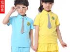 2013新款夏装套装中大童幼儿园园服夏季儿童小学生校服定制