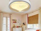 简约现代客厅灯圆形LED吸顶灯卧室灯具温