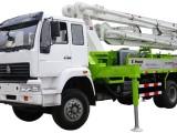 鹤山56米天泵车出租租凭