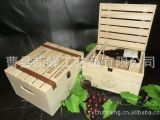 木酒盒.六支木酒箱,红酒包装。酒盒包装、酒类包装,葡萄酒包装