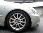 佛山顺德改装 丰田皇冠改装刹车避震排气进气胎铃轮胎保养