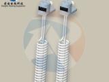 厂家直销铁氟龙发热管 直立螺旋型耐酸碱铁氟龙加热管 可定制