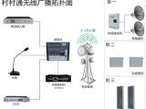 无线调频广播-山东村村通无线广播方案