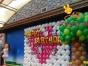 保定专业气球装饰、拱门、宝宝宴、空飘气球