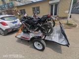 北京托摩托車拖摩托車機車托盤托運摩托車機車