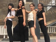 西安爵士舞街舞全能教练表演班华翎舞蹈东郊店