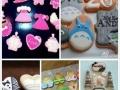天津 翻糖蛋糕 西点 奶油 饼干烘培儿童暑期培训班