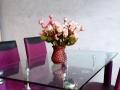 家用玻璃餐桌