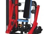 M2坐式推胸训练器1001商用综合健身器械