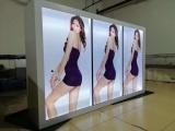 液晶透明展柜厂家提供透明液晶触摸展示柜