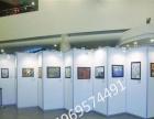 热卖展览活动展板 户外移动屏风展架独立带轮子