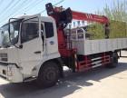 滨州厂家低价直销东风国五5吨8吨12吨随车吊随车起重运输车