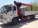 大同厂家低价直销东风国五3吨5吨8吨随车吊随车起重运输车