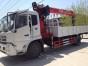 北京厂家低价直销东风国五5吨8吨12吨随车吊随车起重运输车