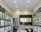 珠宝柜台精品玻璃柜L型化妆品展柜精品钛合金电脑展柜展示柜