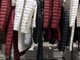 VAIL REID羽芮轻薄羽绒服,品牌女装折扣店首选货源