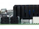 ITX低功耗存储服务器主板10盘位存储服务器主板
