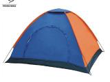 天羽户外帐篷 双人单层露营帐篷双人人速搭帐篷 野外情侣帐篷