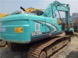 出售二手神鋼200-8 210D和260 350挖掘機