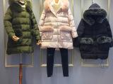 供货连锁店女装货源必入新设计皮草兜不挑人