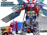 超边战神4变型金刚4擎天柱**版机器人模型玩具车大黄蜂礼物662