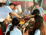 松山湖团建基地好在趣味互动素质提升野炊烧烤全面服务