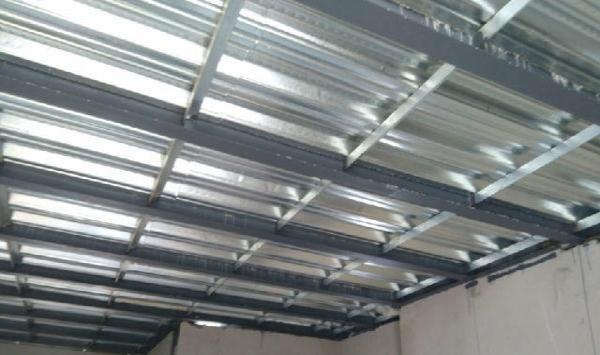 北京专业别墅阁楼搭建专业钢结构隔层制作公司