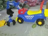 儿童大号多功能 工程车 可骑可坐