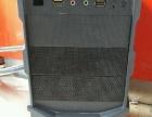 很新的台式电脑主机500元出售,英特尔双核处理器,h61