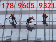 东城东直门蜘蛛人清洗 和平里 雍和宫高空清洗玻璃