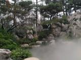 秦皇岛米孚动植物园美景降温造雾设备质量好