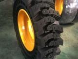 自卸车铲车14-90-16鸿进实心轮胎
