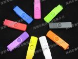 厂家定制彩色旋转手机u盘 双接口u盘 可定制企业LOGO