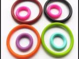 佛山厂家定制 机械键盘消音圈 食品级硅胶O型圈 彩色硅胶圈